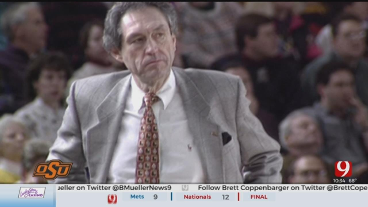 Eddie Sutton left out of Hall of Fame