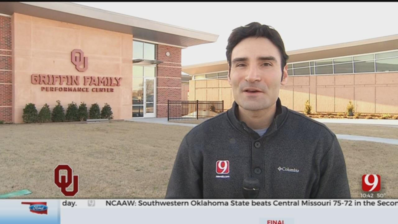 Brian Mueller Reports On Sooners Reactions To NCAA Tournament