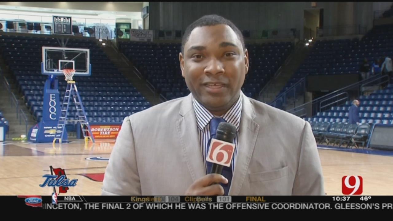 Harold Kuntz Talks TU Basketball
