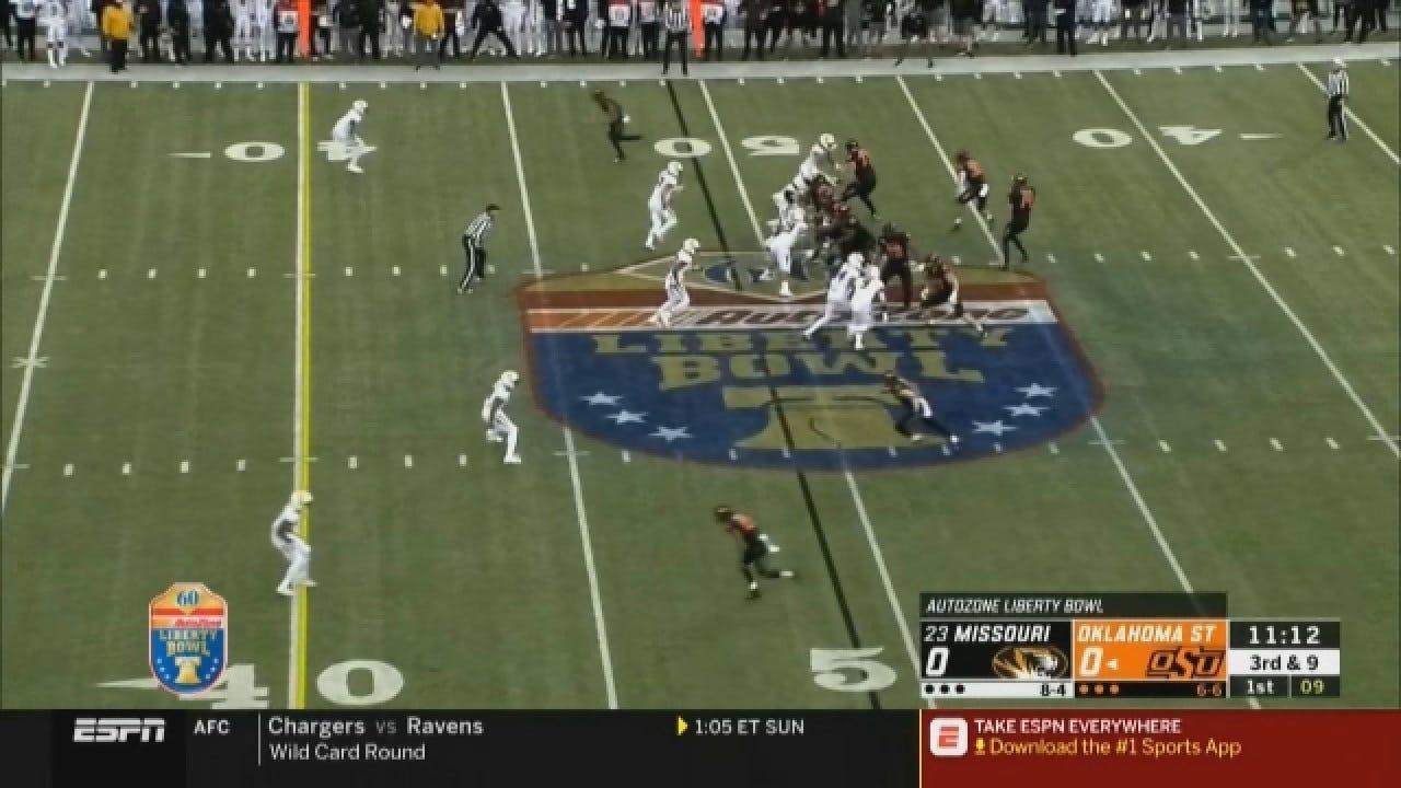 OSU Beats Missouri In The Liberty Bowl