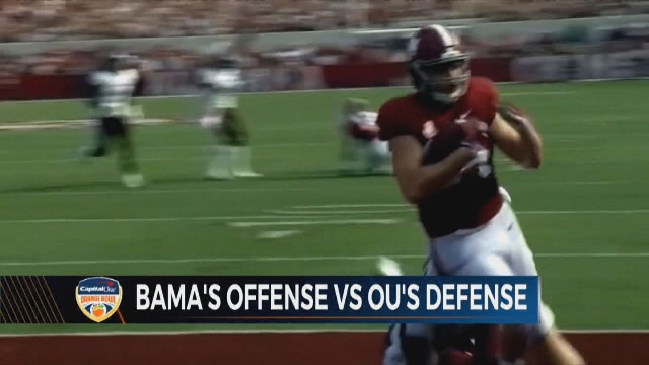 Preview Of OU's Orange Bowl Matchup Against Alabama