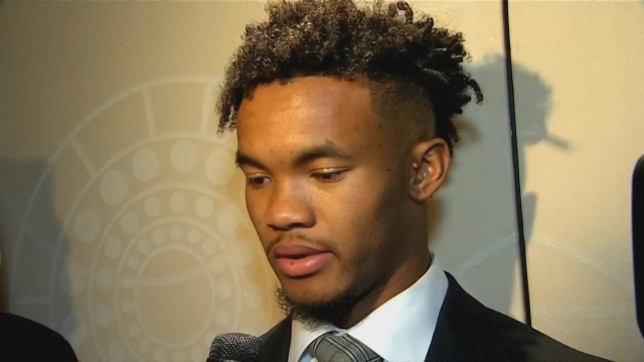 Kyler Murray Wins The Heisman