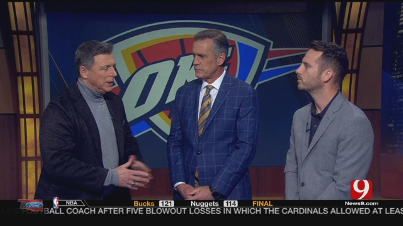 ESPN's Royce Young Joins The Blitz To Talk Thunder