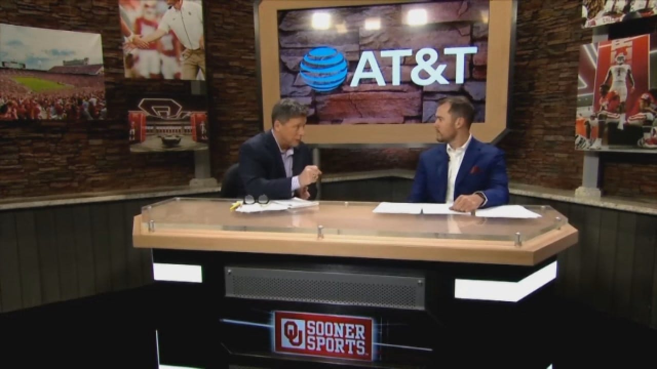 Dean 1-On-1 With Lincoln Riley
