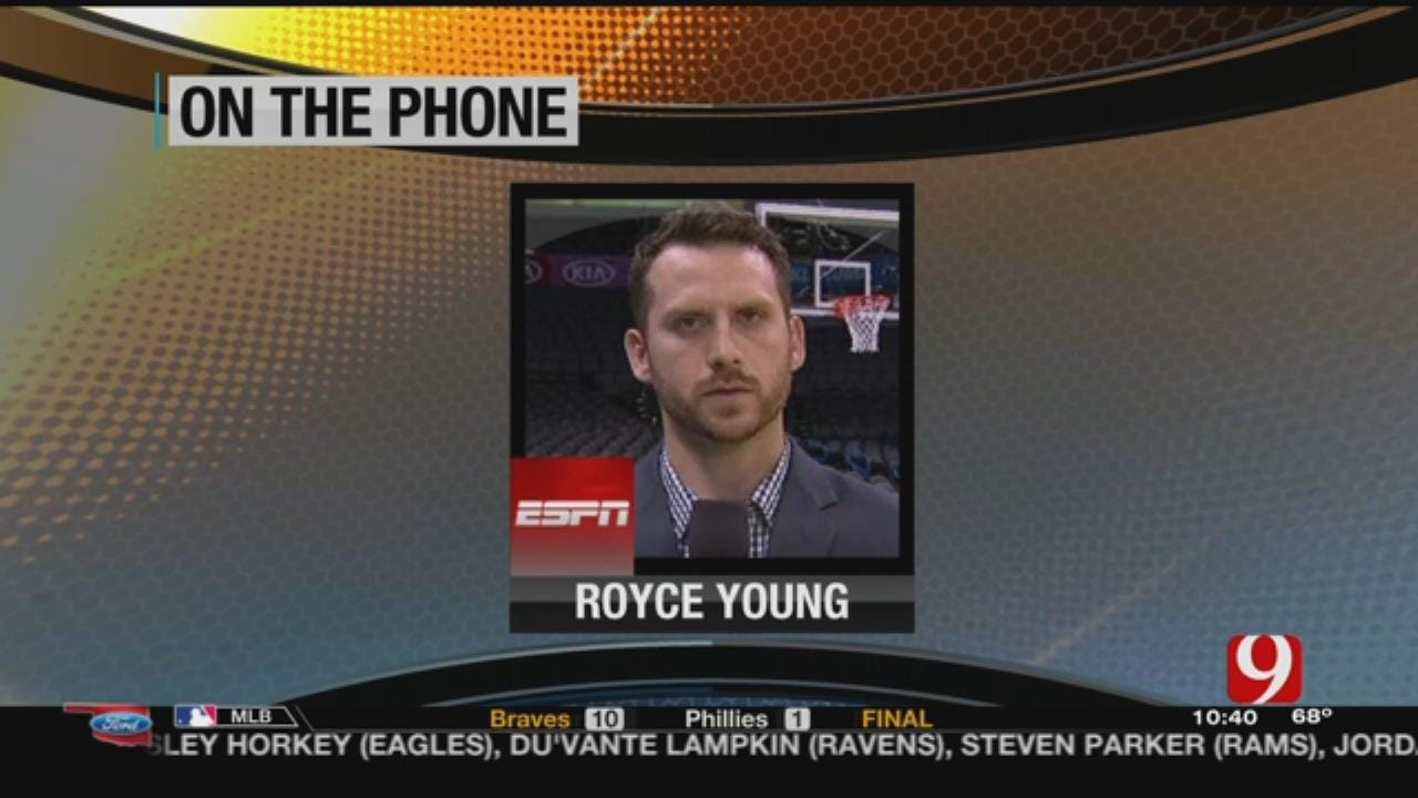 ESPN's Royce Young Talks Thunder Storylines Heading Into Offseason