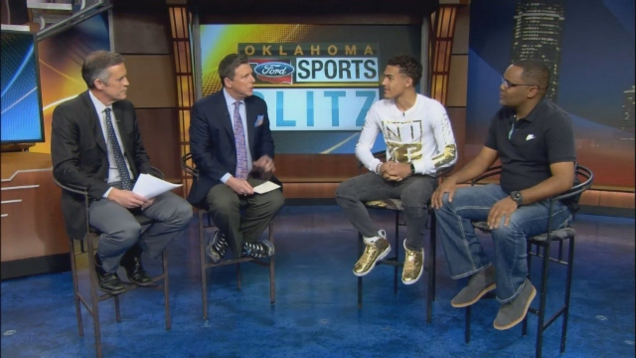 Five-Star Trae Young Talks Recruitment