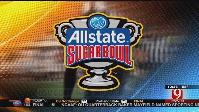Cowboys Preparing For Sugar Bowl