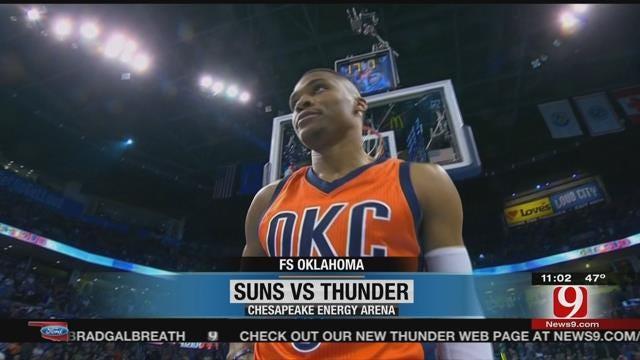 Thunder Snap Three Game Losing Streak