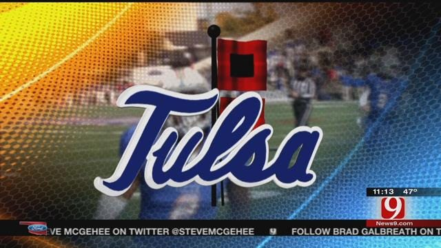 Tulsa Gets Fifth Win By Beating UCF