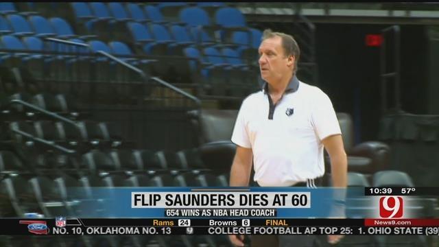 Remembering Flip Saunders