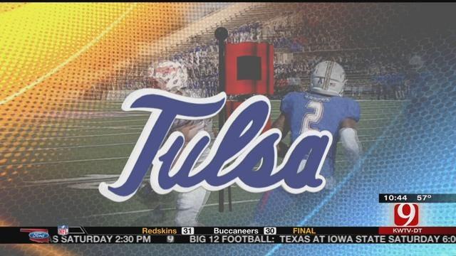 Tulsa Loses To Memphis