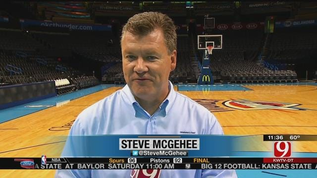 Steve Reports From The Peake