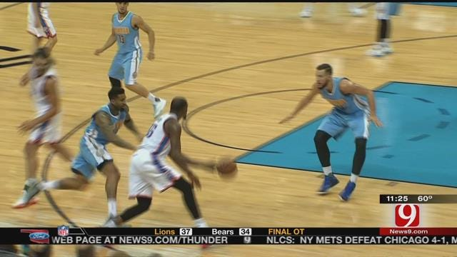 Highlights Of Thunder's Win Over Nuggets