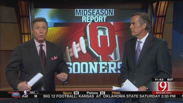 OU Midseason Report Card