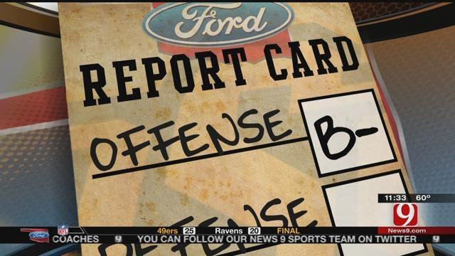 OSU Mid-season Report Card