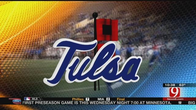 Tulsa Loses Lucas In Houston Loss