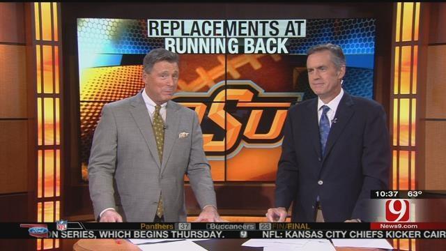 Oklahoma State Takes Down KSU