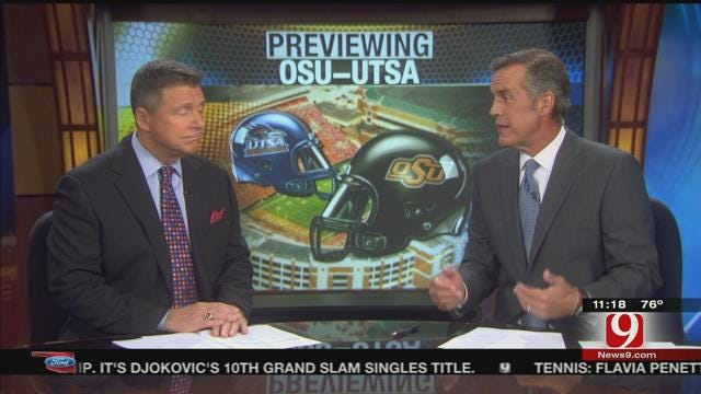 Preview Of OU vs. Tulsa and OSU vs. UTSA