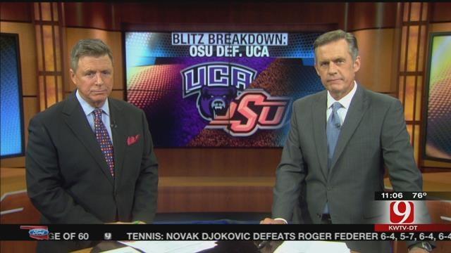 Blitz Breakdown: OSU vs. UCA