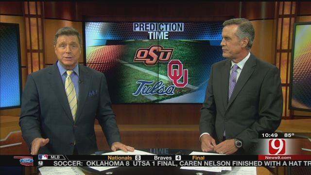 Dean Predicts OU, OSU And TU For Week 2