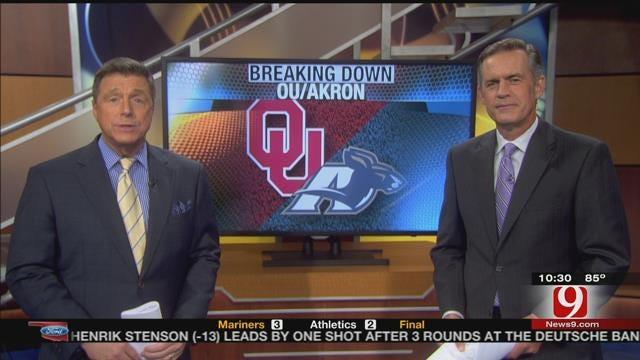 Breaking Down OU-Akron