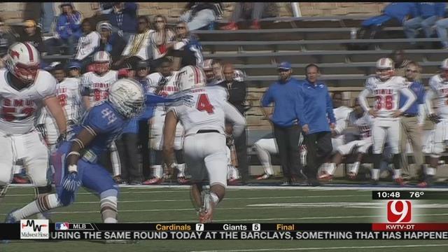 TU Football Looks To Improve Defense