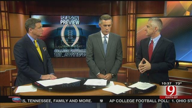 USA Today College Football Writer George Schroeder Joins The Guys On The Blitz