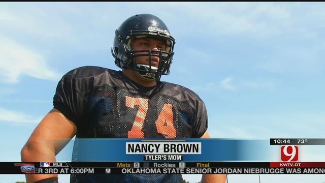 Small Town, Big Recruit: Lexington's Tyler Brown