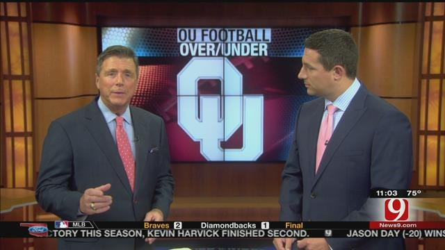 Over/Under OU Football