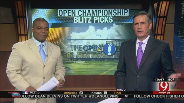 Open Championship Blitz Picks