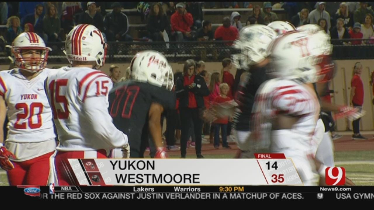 Westmoore Scores 35 Unanswered To Knock Off Yukon