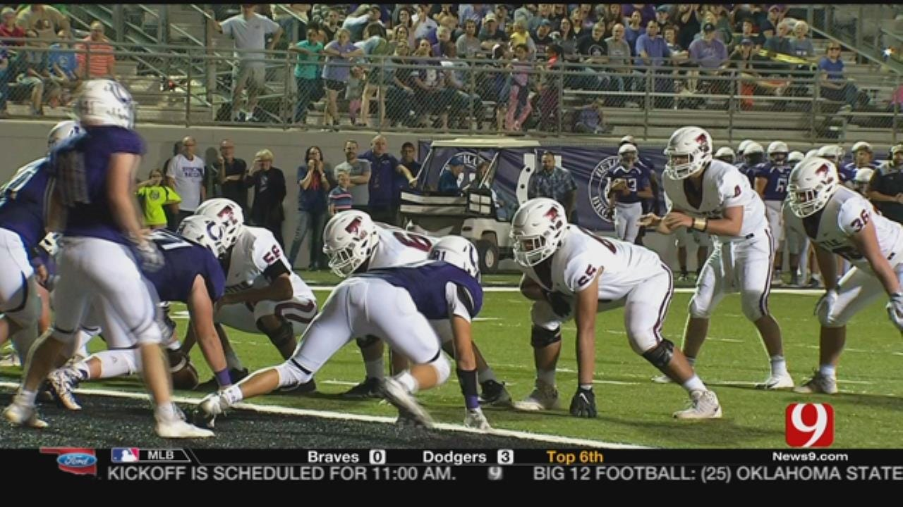 HS Football Week 6: Tuttle At Bethany