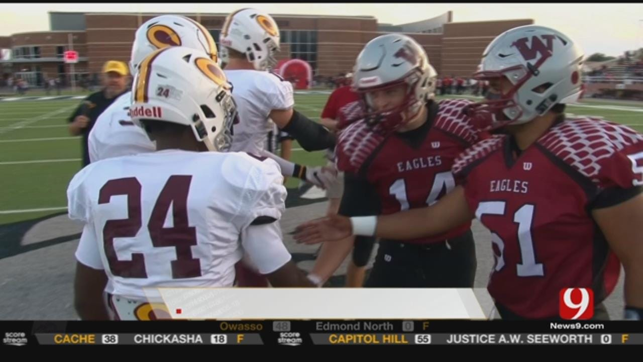 Clinton Pulls Away From Weatherford