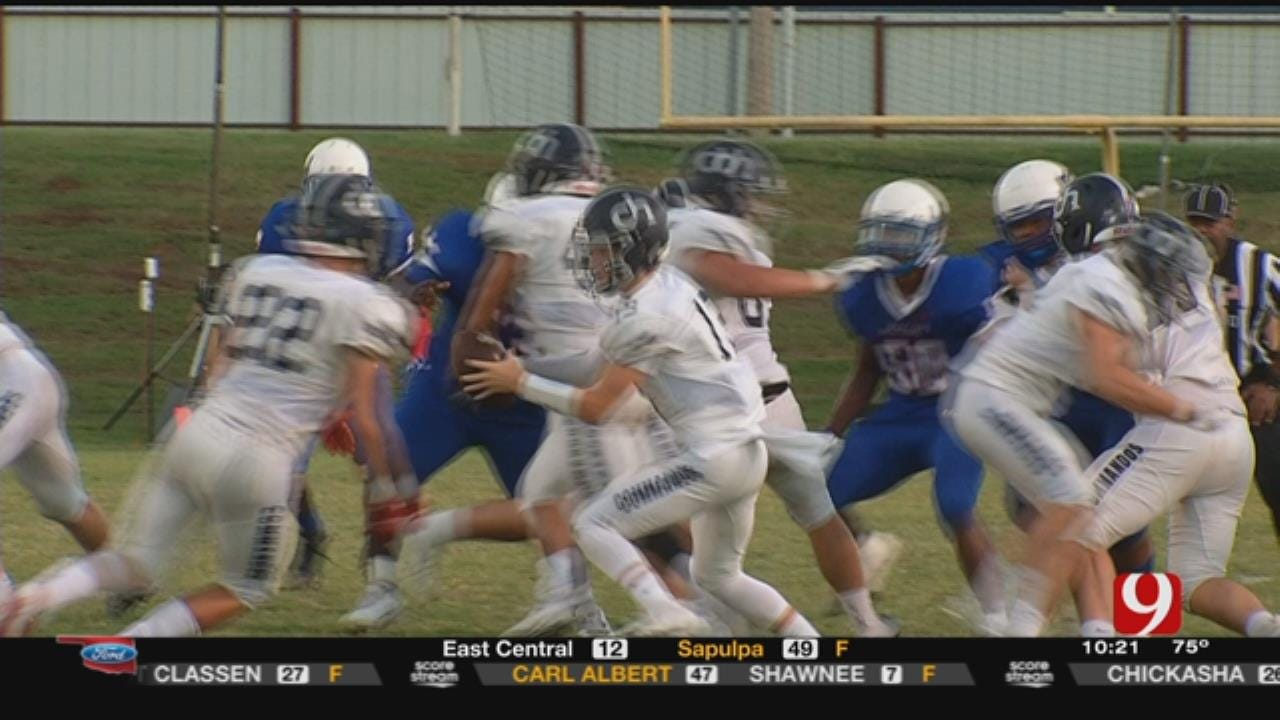 Game Of The Week: Cascia Hall Vs. Millwood