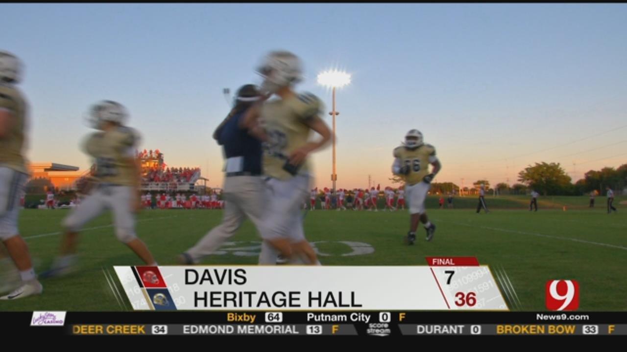 Davis At Heritage Hall