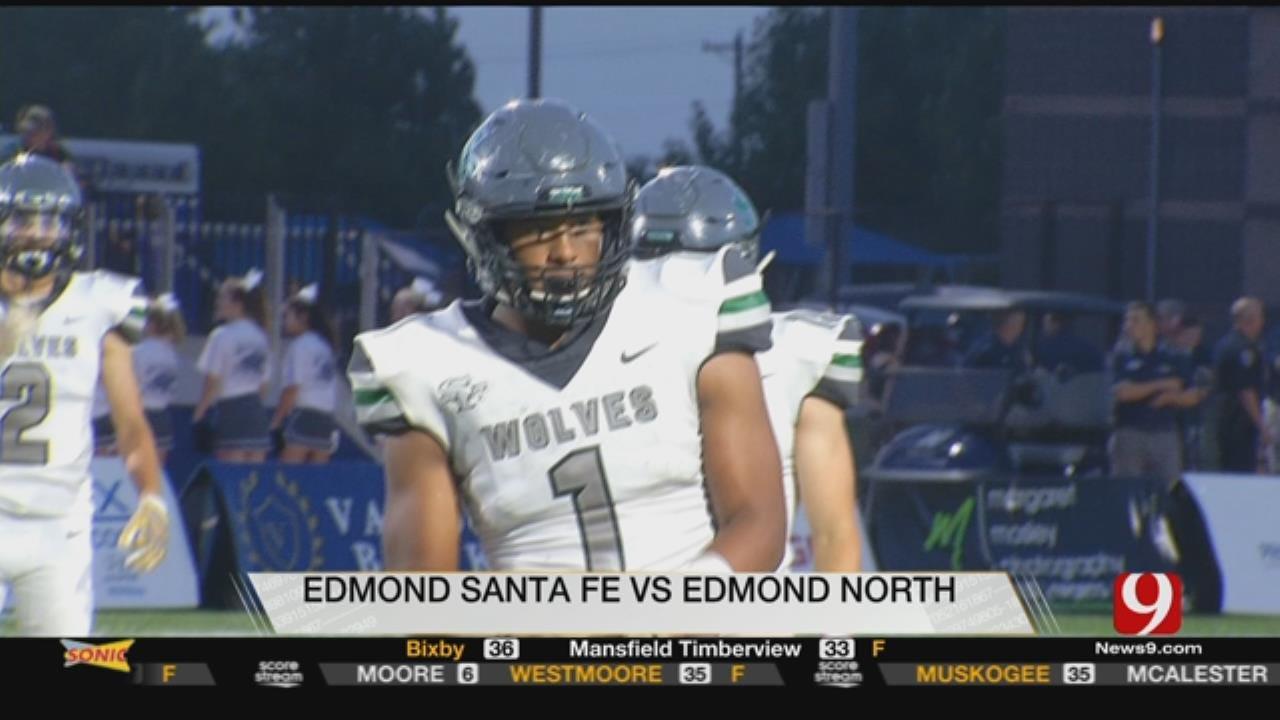 Edmond Santa Fe Wins Edlam