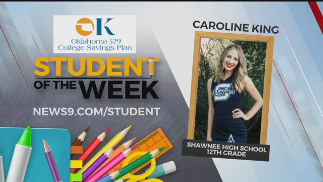 Student Of The Week: Caroline King
