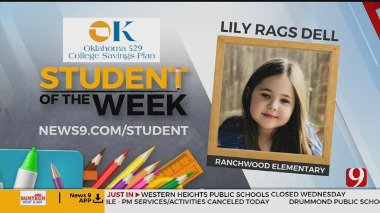 Student Of The Week: Lily Ragsdell