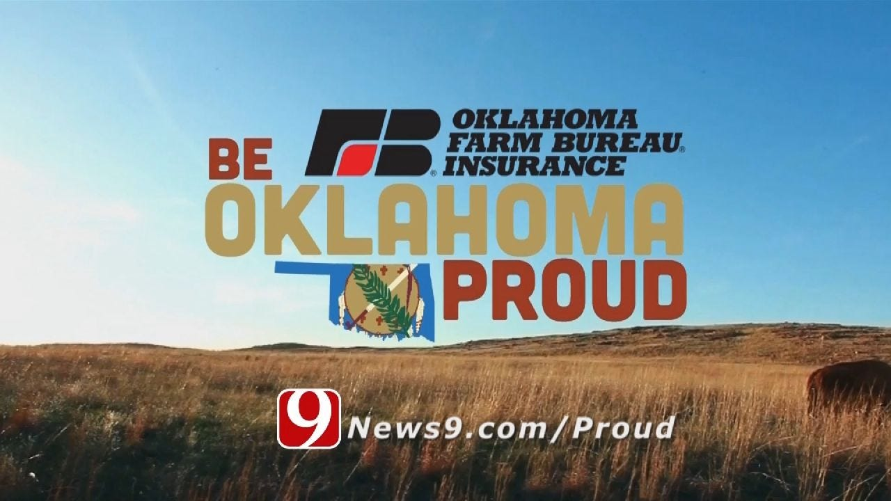 Be Oklahoma Proud: Oil Rigs