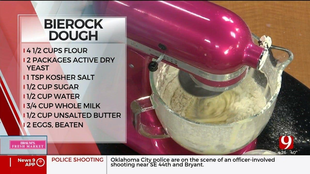 Bierock Dough