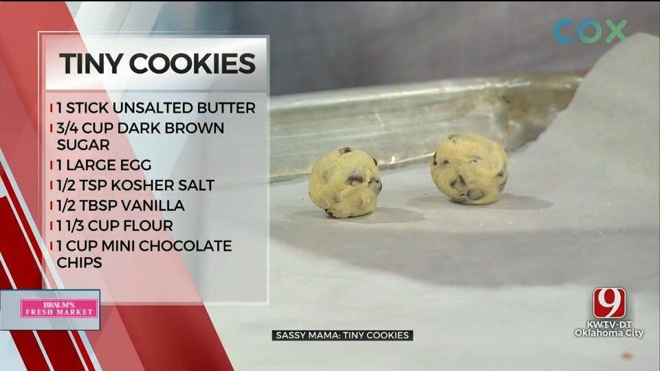 Sassy Mama: Tiny Cookies