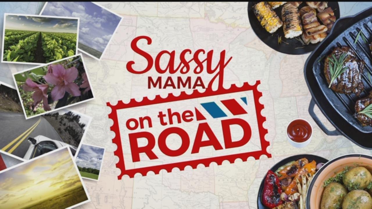 Sassy Mama On The Road: Chelsea Market