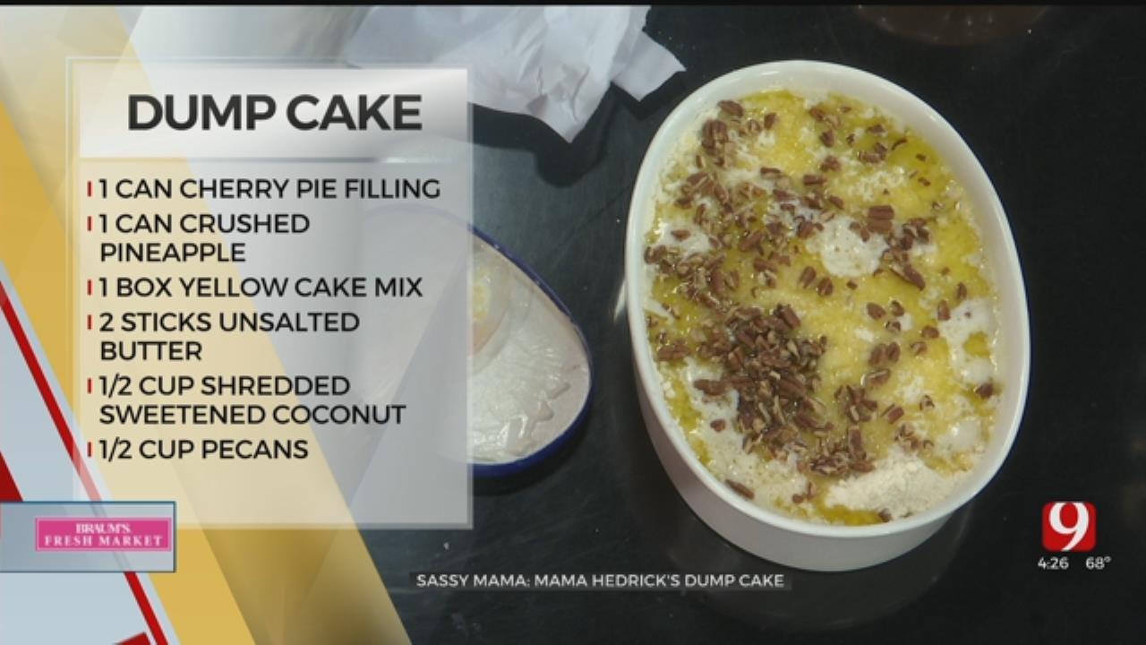 Mama Hedrick's Dump Cake