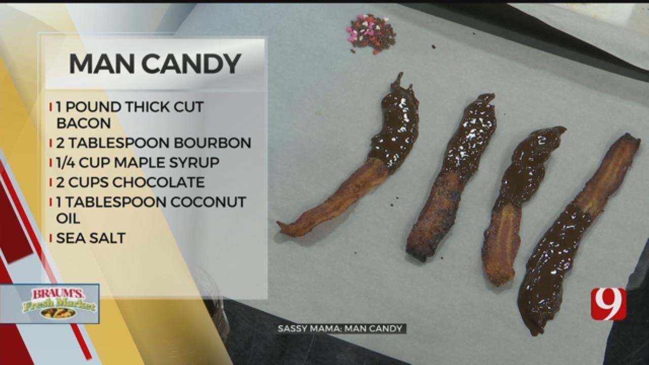 Sassy Mama: Man Candy