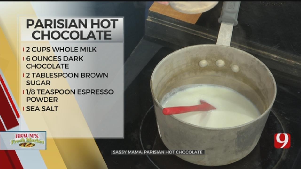 Sassy Mama: Parisian Hot Chocolate