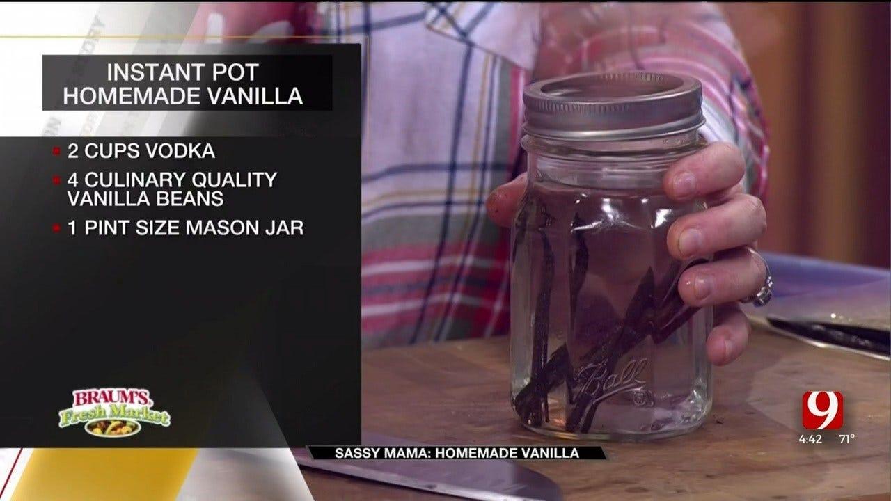 Instant Pot Homemade Vanilla