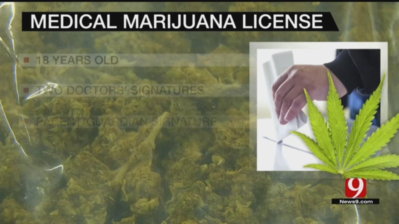 Key Points Of SQ 788, Proposal To Legalize Marijuana In Oklahoma