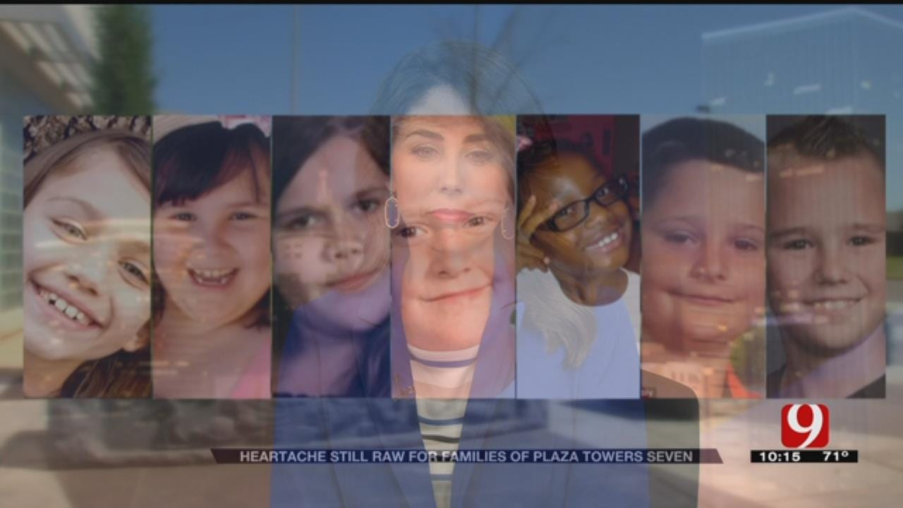 Moore Parents Remember The Plaza Tower Seven - Five Years Later