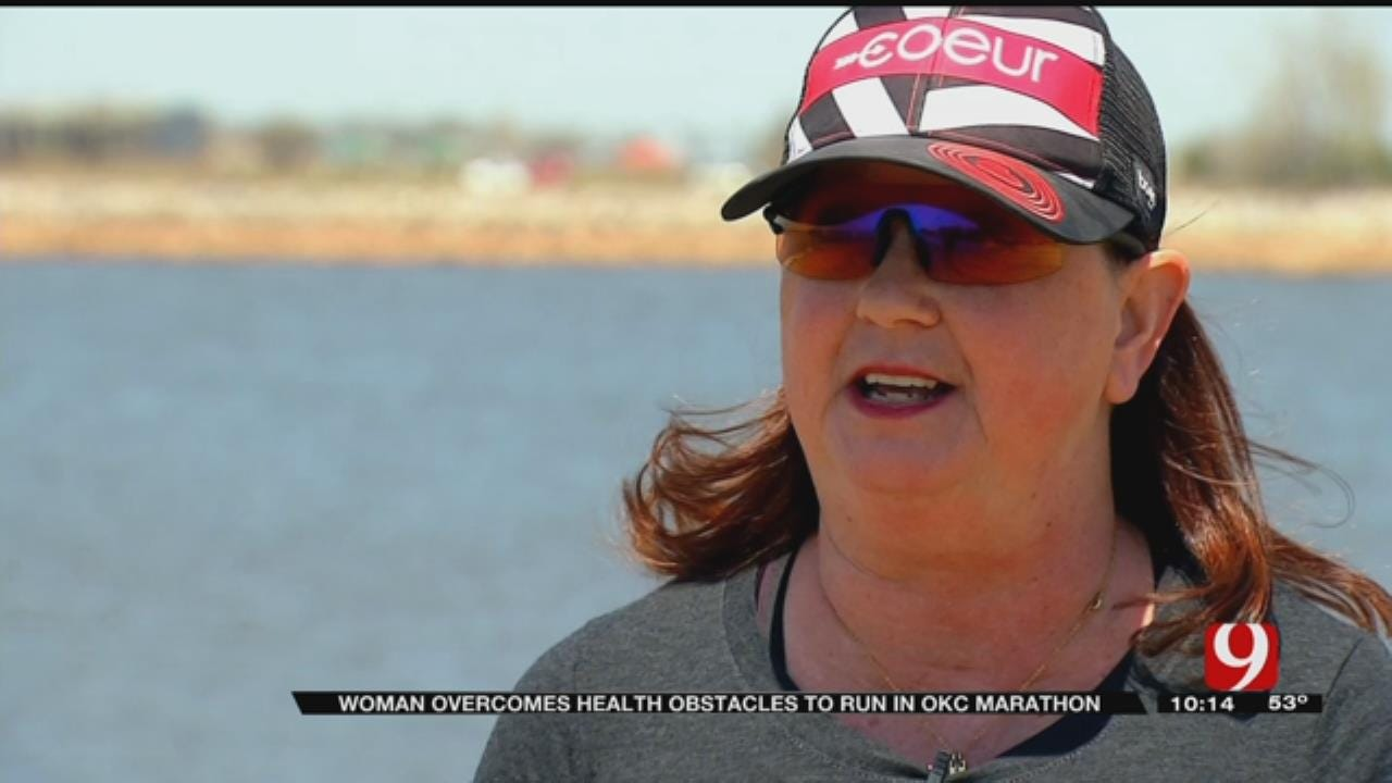 'Relentless Ruth' - Living Beyond A Diagnosis To Honor OKC Bombing Victims