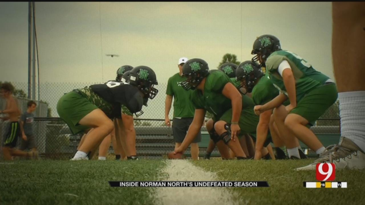 Norman North Timberwolves Continue Pursuit Of Perfect Season